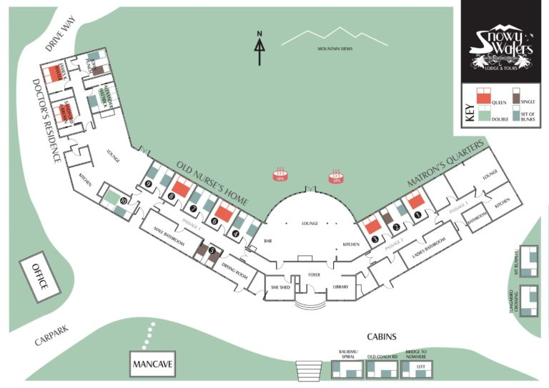 venue floor plan, venue, retreat venue